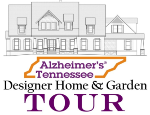 Alzheimer's Tennessee Designer Home and Garden Tour – 2018