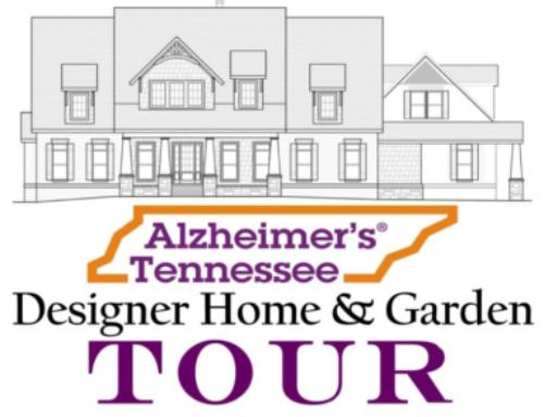 Alzheimer's Tennessee Designer Home and Garden Tour – 2018